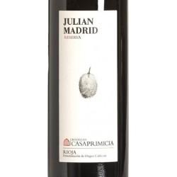 Julián Madrid Reserva 2011