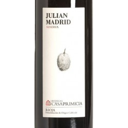Julian Madrid Reserva