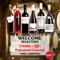 Welcome Selection ILOVEWINE
