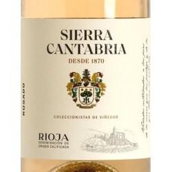 Sierra Cantabria Rosado
