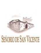 Vinos online Bodegas Señorío de San Vicente - Comprar vino San Vicente online